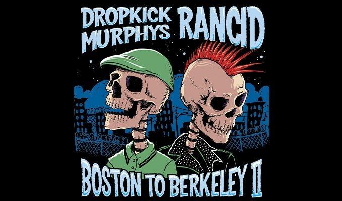 Dropkick Murphys & Rancid tickets at Texas Trust CU Theatre in Grand Prairie