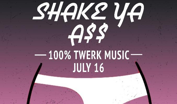More Info for Shake Ya A$$: 100% Twerk Music Dance Party