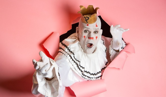 Puddles Pity Party tickets at Rams Head On Stage in Annapolis