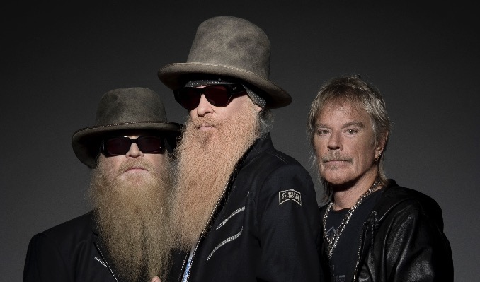 ZZ Top tickets at Coffee Butler Amphitheater in Key West