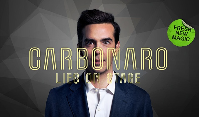 Michael Carbonaro tickets at The Riverside Theater in Milwaukee