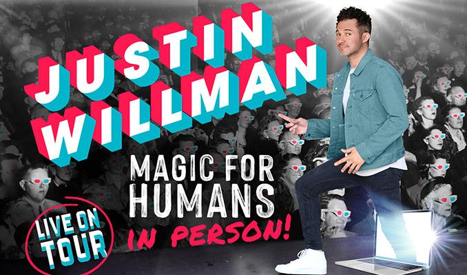 Justin Willman tickets at Turner Hall Ballroom in Milwaukee