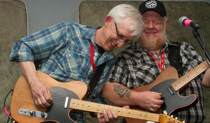 Bill Kirchen & Redd Volkaert tickets at Turf Club in Saint Paul