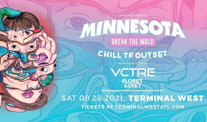 Minnesota tickets at Terminal West in Atlanta