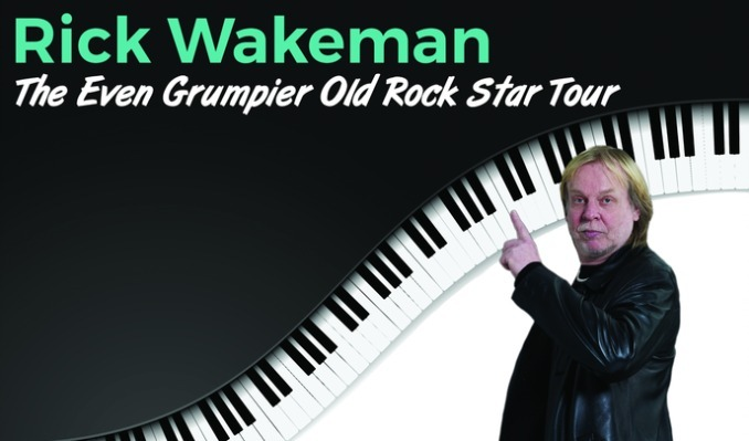 Rick Wakeman tickets at Variety Playhouse in Atlanta
