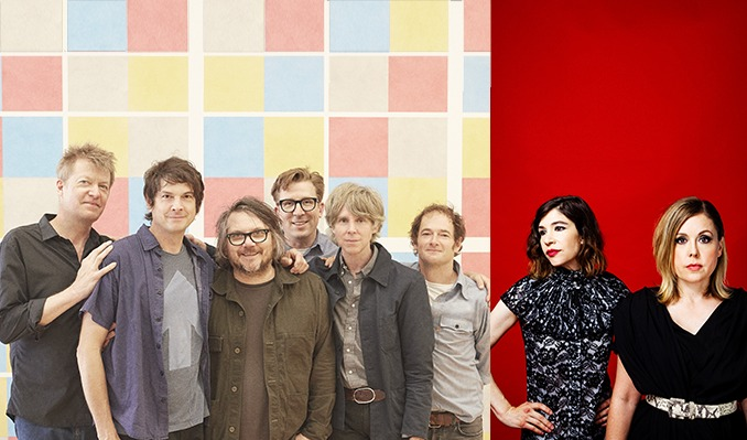 More Info for Wilco and Sleater‐Kinney: It's Time - Summer 2021 Tour