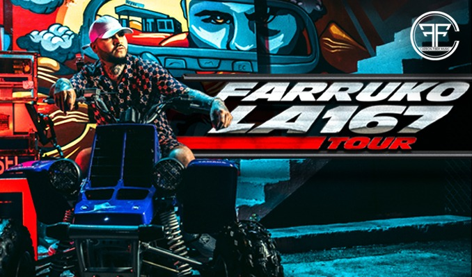 Farruko - La 167 Tour tickets at Gas South Arena in Duluth