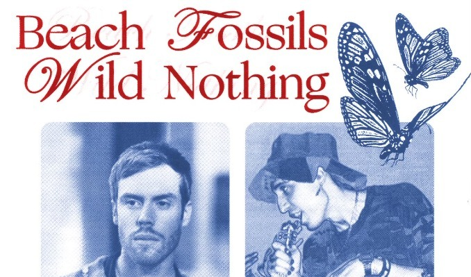 Beach Fossils and Wild Nothing tickets at Amsterdam Bar & Hall in St. Paul
