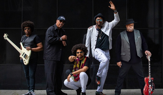 New Power Generation (NPG - Prince's backing band!) tickets at Rams Head On Stage in Annapolis