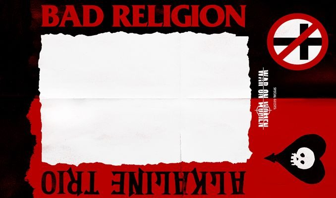 Bad Religion / Alkaline Trio tickets at Stage AE in Pittsburgh
