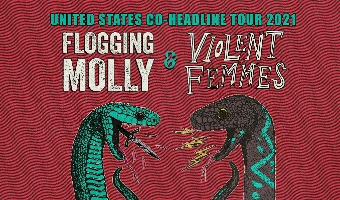 Flogging Molly & Violent Femmes tickets at Westville Music Bowl in New Haven
