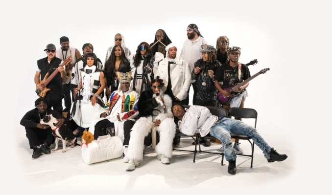 George Clinton & Parliament Funkadelic tickets at The Eastern in Atlanta