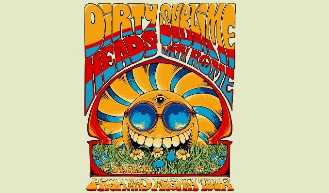 Dirty Heads & Sublime with Rome tickets at Westville Music Bowl in New Haven