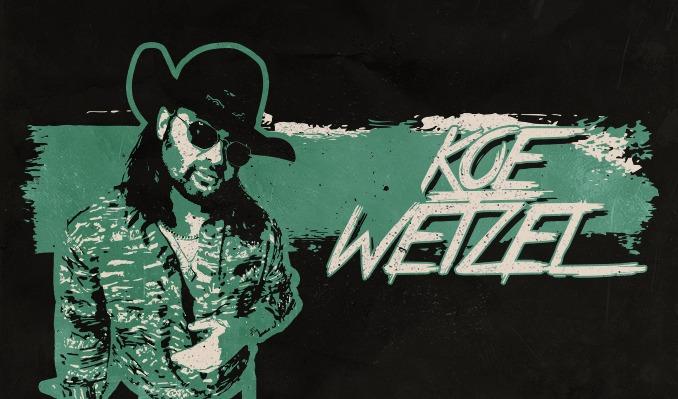 Koe Wetzel tickets at The Theater at Virgin Hotels Las Vegas in Las Vegas