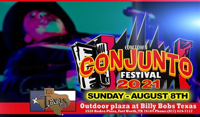 9th Annual Cowtown Conjunto Festival tickets at Billy Bob's Texas in Fort Worth