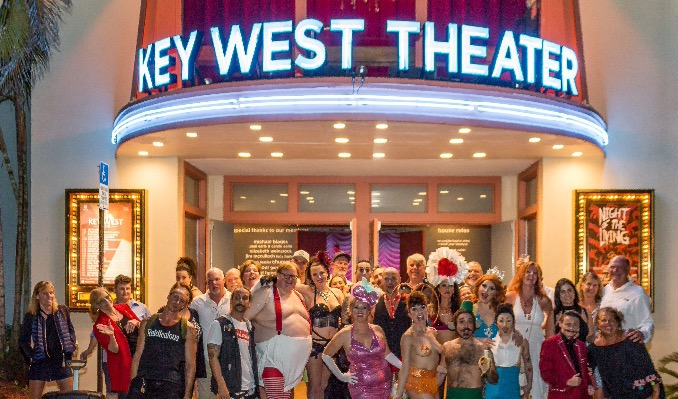 Harriette Potter & the Enchanted Tassel tickets at Key West Theater in Key West
