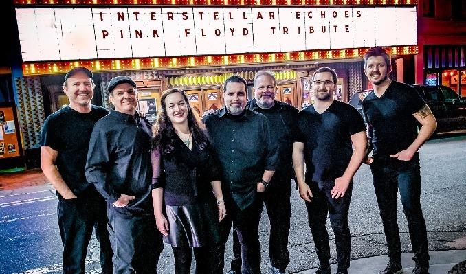 Interstellar Echoes- Pink Floyd Tribute tickets at Terminal West in Atlanta