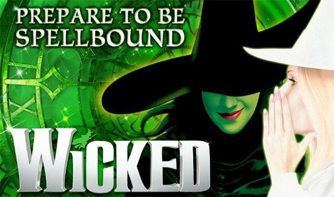 Wicked - Booking until 22 May 2022 tickets at Apollo Victoria Theatre in London