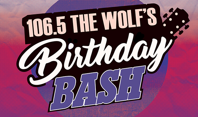 106.5 The Wolf's Birthday Bash tickets at Arvest Bank Theatre at The Midland in Kansas City