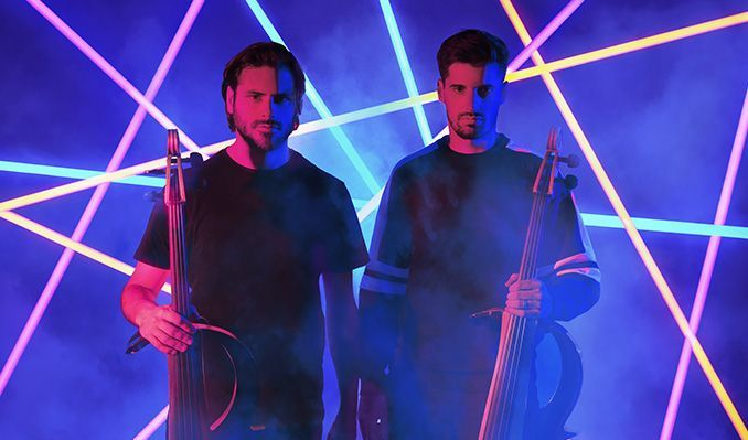 2CELLOS tickets at Barclays Center in Brooklyn