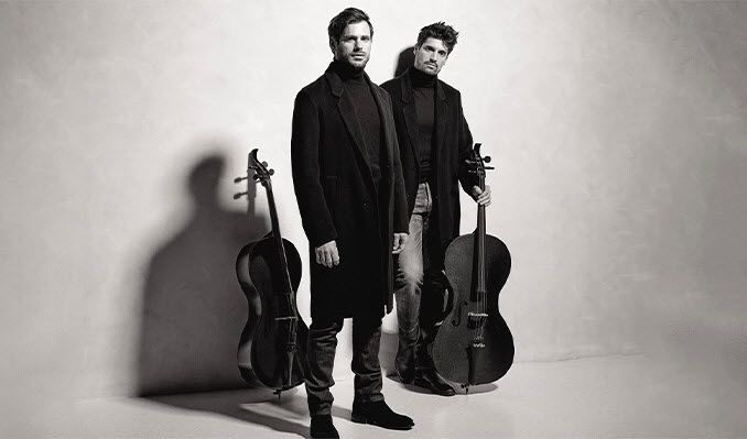 2CELLOS tickets at The SSE Arena, Wembley, London