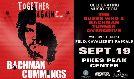 Bachman/Cummings tickets at Pikes Peak Center in Colorado Springs
