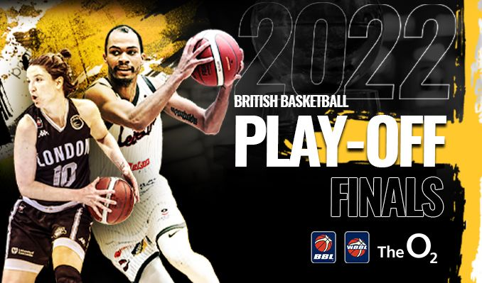 Basketball Play-off Finals 2022 tickets at The O2 in London