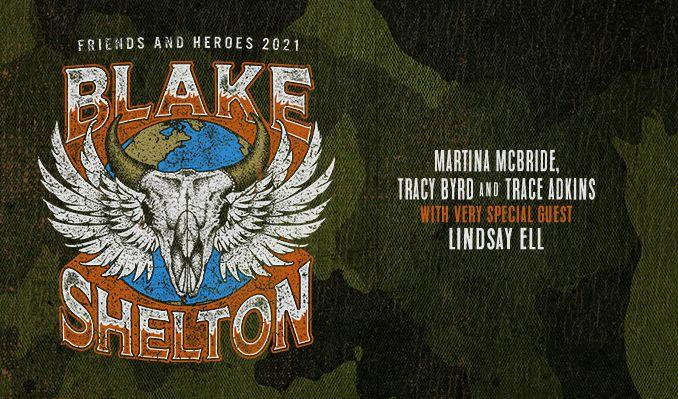 Blake Shelton tickets at Wells Fargo Center in Philadelphia