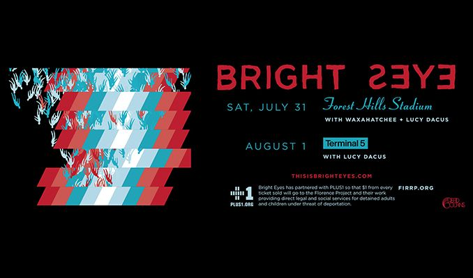 Bright Eyes tickets at Terminal 5 in New York
