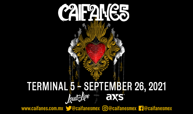 Caifanes tickets at Terminal 5 in New York