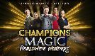 Champions of Magic tickets at York Barbican in York
