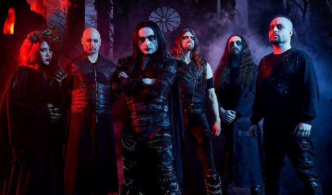 Cradle of Filth tickets at Agora Theatre in Cleveland