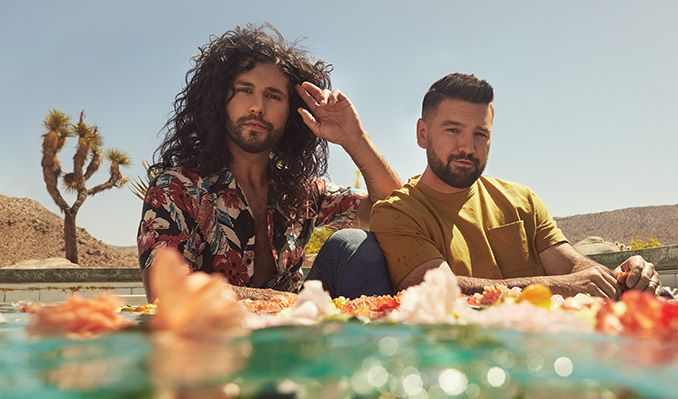 Dan + Shay tickets at Bon Secours Wellness Arena in Greenville
