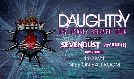 Daughtry: The Dearly Beloved Tour tickets at Mission Ballroom in Denver