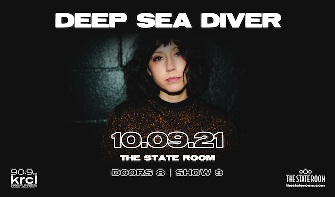 Deep Sea Diver tickets at The State Room in Salt Lake City