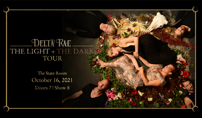 Delta Rae tickets at The State Room in Salt Lake City
