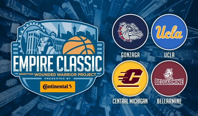 Empire Classic benefiting Wounded Warrior Project 2 Day tickets at T-Mobile Arena in Las Vegas