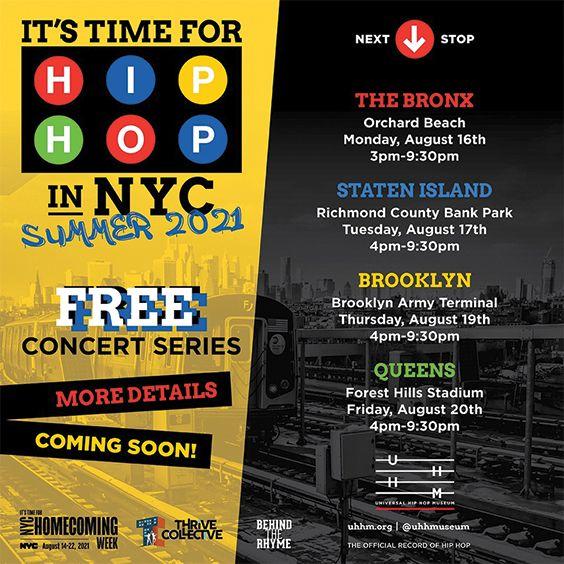 NYC Homecoming Week