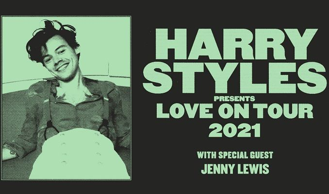 Harry Styles tickets at Toyota Center in Houston