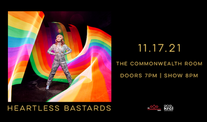 Heartless Bastards tickets at The Commonwealth Room in South Salt Lake