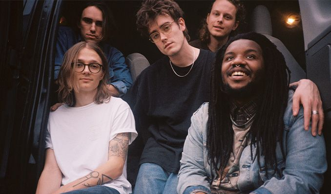 Hippo Campus tickets at Arvest Bank Theatre at The Midland, Kansas City