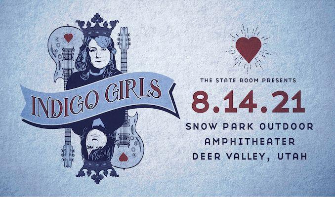 Indigo Girls tickets at Snow Park Outdoor Amphitheater at Deer Valley Resort in Park City