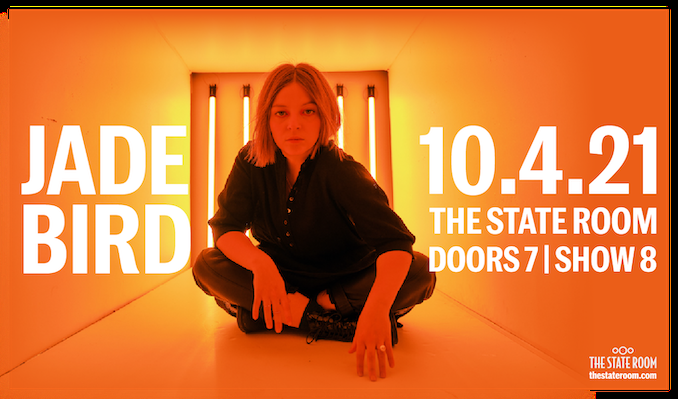 Jade Bird tickets at The State Room in Salt Lake City