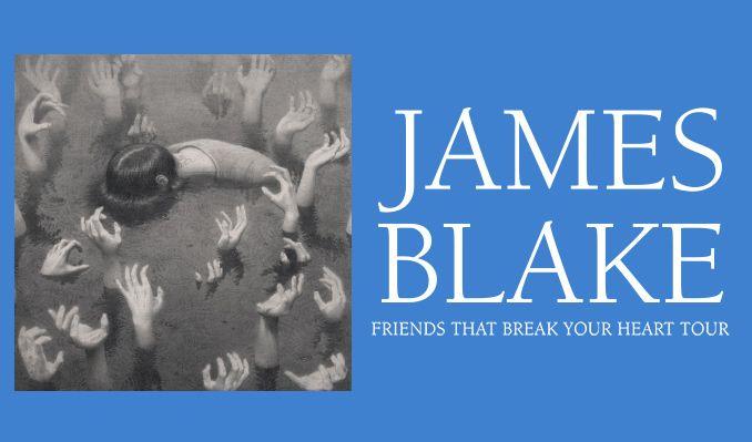 James Blake tickets at Radio City Music Hall in New York City