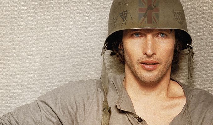 James Blunt tickets at The SSE Arena, Wembley in London