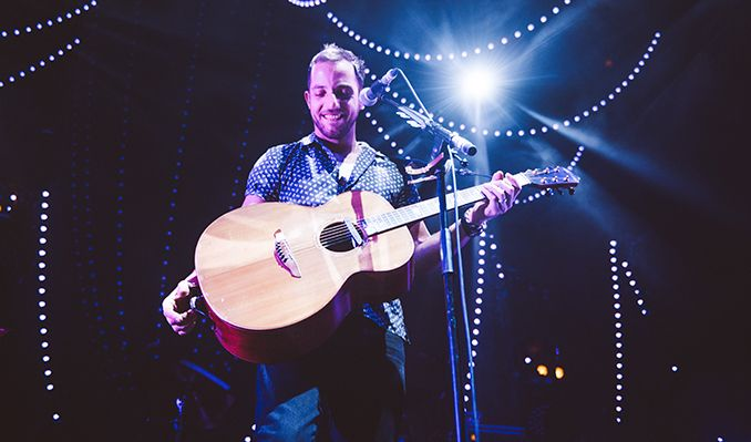 James Morrison tickets at St David's Hall, Cardiff