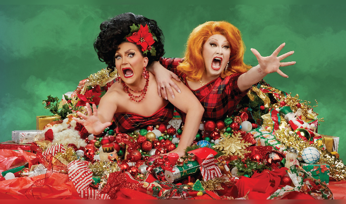 Jinkx & DeLa tickets at The Theatre at Ace Hotel, Los Angeles