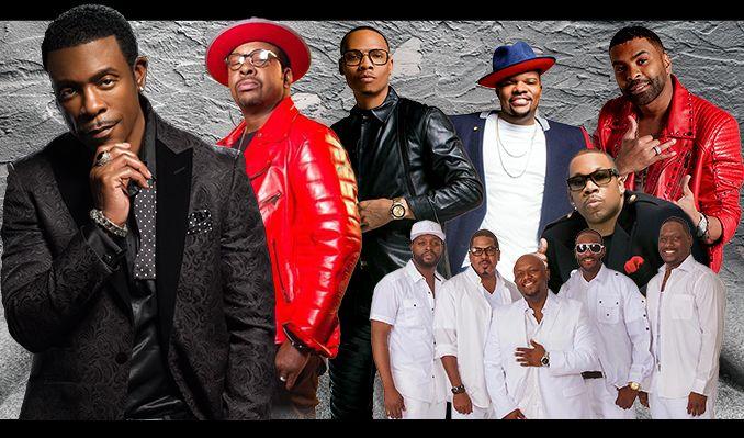 Kansas City R&B Rewind tickets at T-Mobile Center in Kansas City