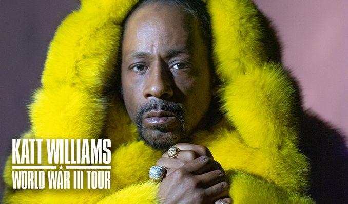 Katt Williams tickets at T-Mobile Center in Kansas City