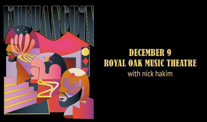 Khruangbin tickets at Royal Oak Music Theatre in Royal Oak